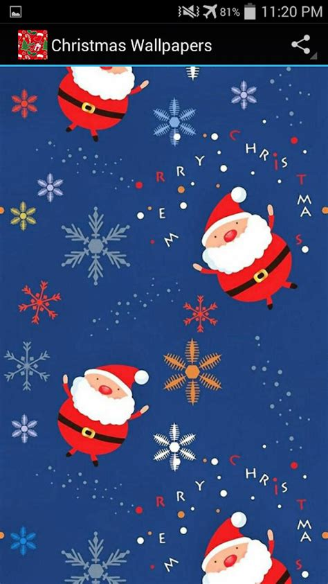 christmas wallpaper app christmas wallpapers android apps on google play