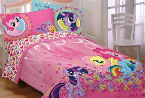 my little pony twin bedding hasbro my little pony heart to heart twin comforter for
