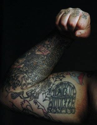 1488 tattoo meaning aryan brotherhood cult white prison