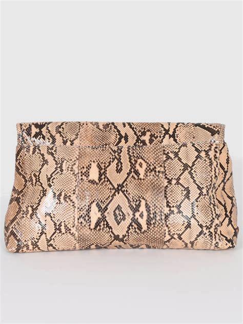 Flap Clutch prada beige python large flap clutch luxury bags