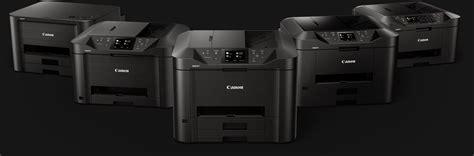 Canon Printer Maxify New canon maxify printer review a workhorse smb printer for all