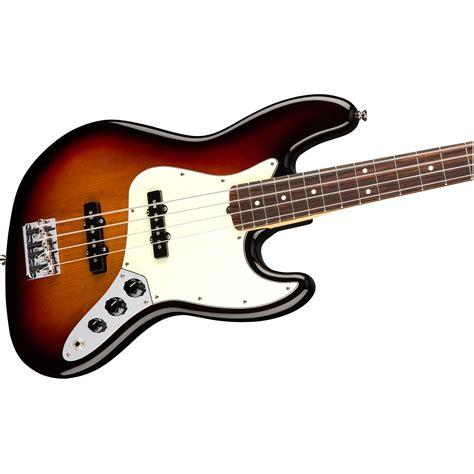 Gitar Bass Fender Jazz Bass 159 fender american pro jazz bass rw 3ts 171 electric bass guitar