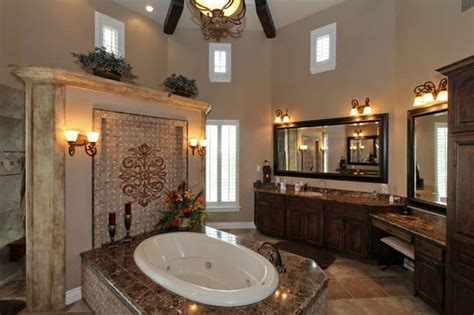 elegant bathrooms elegant bathrooms in the texas hill country by stadler custom homes mediterranean bathroom