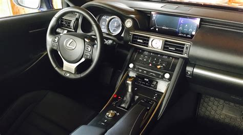lexus is f sport 2017 interior 2017 lexus is350 review give one more chance