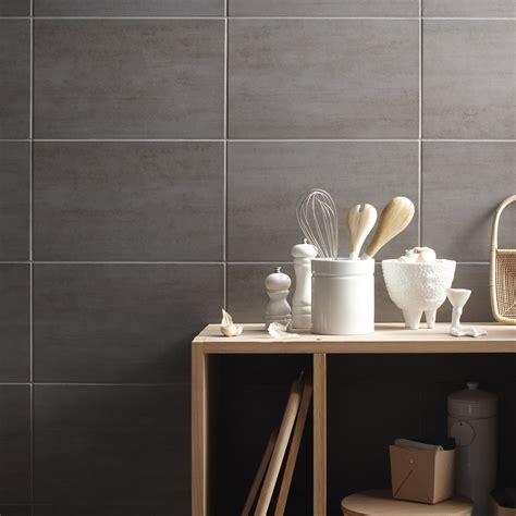 agréable Carrelage Adhesif Mural Salle De Bain #7: faience-mur-gris-clair-eiffel-l-25-x-l-40-cm.jpg