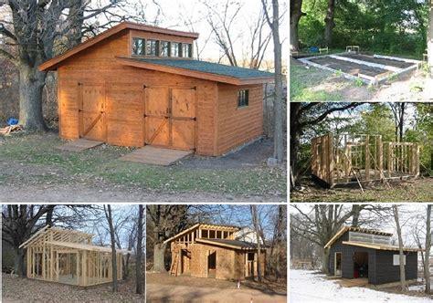 Rustic Log House Plans by Diy Garden Shed Free Plan Home Design Garden