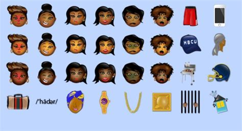 black emojis for android it took a while but black emojis are finally here the africa channel