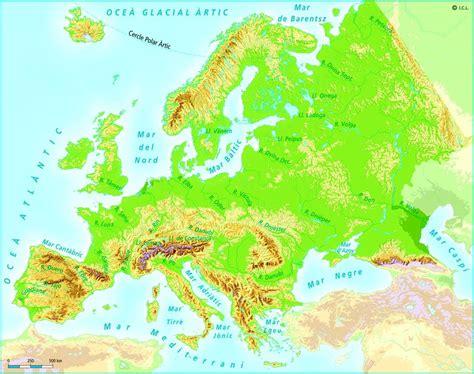 d europa mars i rius d europa ci 200 ncies socials