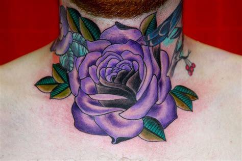 purple rose tattoo designs inkerviews jinxi boo