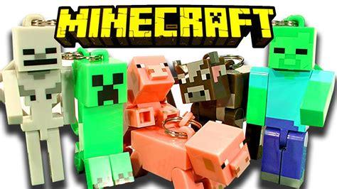 Blind Minecraft Minecraft Hangers 10 Blind Bags Creeper Zombie Skeleton