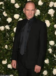 Dark man ralph fiennes who plays those sensitive lover types so well