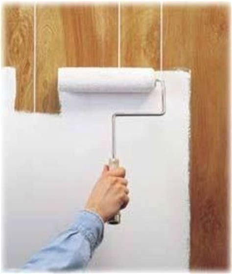 painting over fake wood paneling 25 best ideas about wood paneling makeover on pinterest