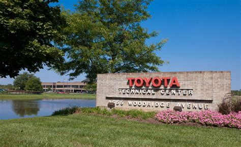 toyota technical center opens silicon valley office autoguidecom news