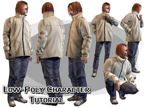 3d Max Character Modeling Tutorials Pdf
