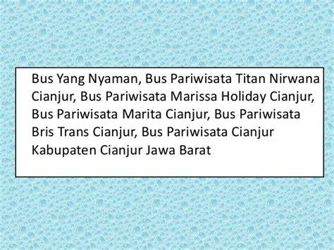 bus yang nyaman wa 08156110900 foto bus pariwisata cianjur