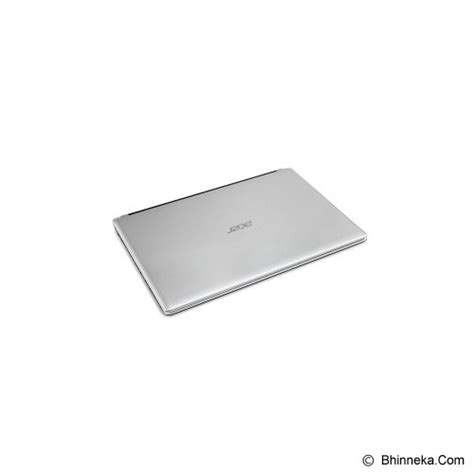 Laptop Acer Aspire Slim Touch V5 431p jual acer aspire slim v5 431p non windows silver harga