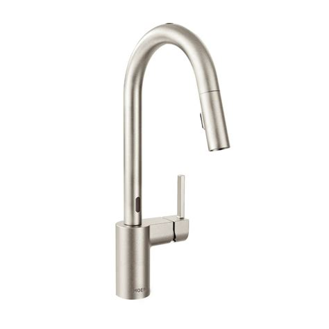 touch activated kitchen faucets attractive touch activated kitchen faucet with delta cassidy single handle pull 2017 pictures