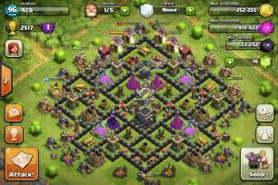 Coc Th 6 Hybrid Base » Home Design 2017