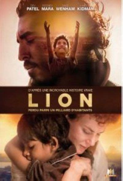film avec lion dvd lion film dvd lion en location