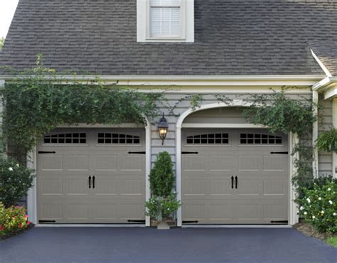 Traditional Craftsman Homes by Carriage House Garage Doors Steel Or Wood Sears