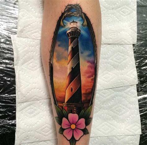 lighthouse tattoos designs 40 lighthouse designs tattooblend