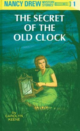 the book nancy the secret of the clock nancy drew series 1 by carolyn keene 9781440673641 nook book