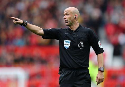 anthony taylor refereed inter  borussia dortmund