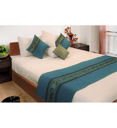 royal blue bed set bianca designer royal blue bed runner set by bianca online