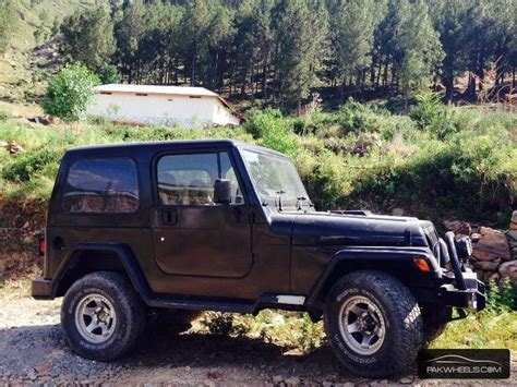 Jeep Wrangler 1980 Jeep Wrangler 1980 For Sale In Manshera Pakwheels