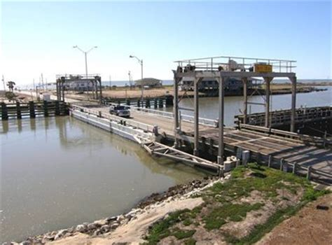 sargent swing bridge sargent matagorda county texas gulf coast