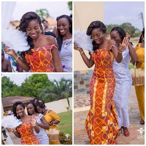 123 best Ghana Wedding Dress images on Pinterest   African