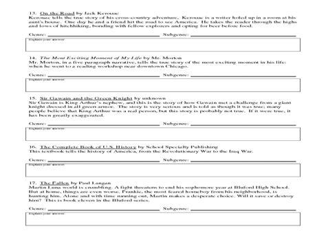 Identifying Tone And Mood Worksheet by Tone Worksheets Worksheets Releaseboard Free Printable