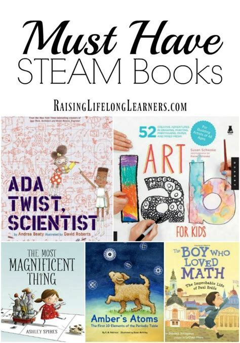 steam books must steam books for of all ages