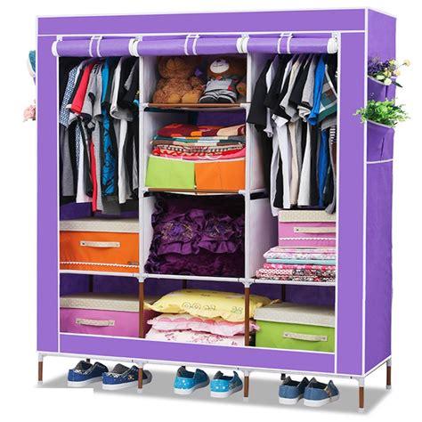 Walmart Kitchen Furniture Buy Folding Wardrobe Storage Almirah A 3 Online In India