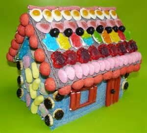 maison en bonbon les jolis bonbons