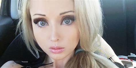 imagenes de la familia barbie humana fotos as 237 luce la barbie humana sin maquillaje