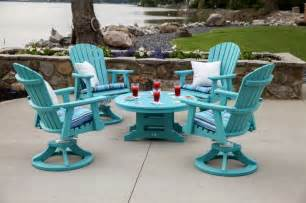 Patio Furniture Made From Recycled Plastic Milk Jugs by 1000 Images About Outdoor Furniture 100 Recycled Plastic