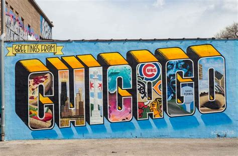 Home Wall Murals a neighborhood guide to discovering chicago street art