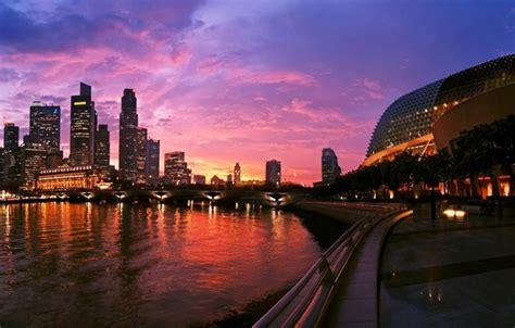 oboi noch city doma singapur vysotki singapore
