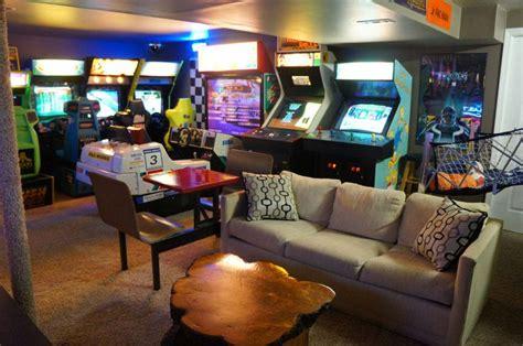 arcade rooms room room