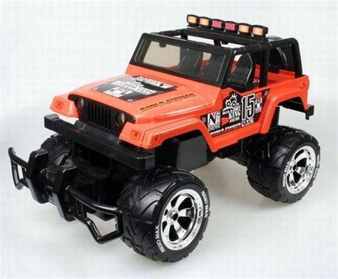 Rc Car Jeep Rubicon 1 14 Rd268 1 Murah nikko jeep rubicon rc speelgoed modelbouw monstercar