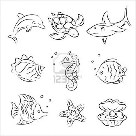 underwater sea life coloring pages ocean animals coloring pages coloring pages pictures