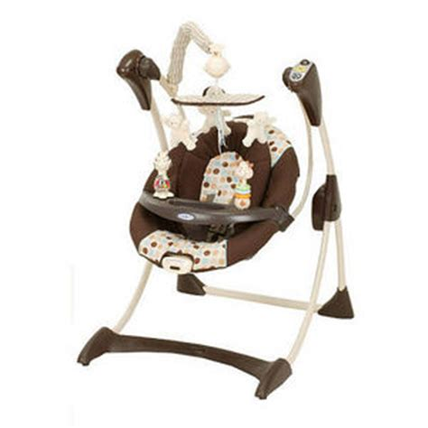 Graco Silhouette Deco Swing Reviews Viewpoints Com