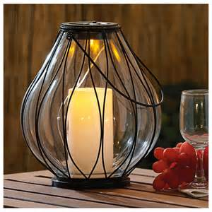 Outdoor Candle Lights Castlecreek Solar Candle Lantern 581196 Solar Outdoor