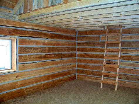 Log Cabin Beams by Montana Mobile Cabins Beam Cabin