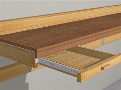 how to build a garage bench how to build a garage work bench with pictures wikihow