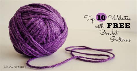 free crochet pattern websites free crochet pattern sites crochet and knit