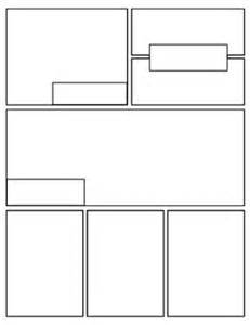 Graphic Novel Template by I This Idea For A Narrative Story Free Graphic