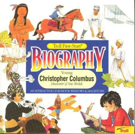 my first biography christopher columbus summary troll first start biography young christopher columbus pc