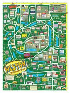 Map Of Weston Florida broward maps